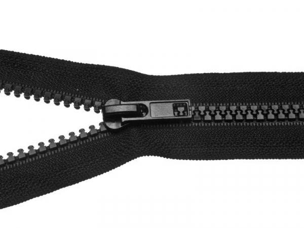 Zips kosticový deliteľný 5mm, dĺžka 75cm