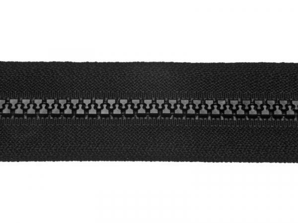 Zips kosticový deliteľný 5mm, dĺžka 85cm