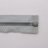 Zips kosticový sivý deliteľný 5mm, dĺžka 75cm